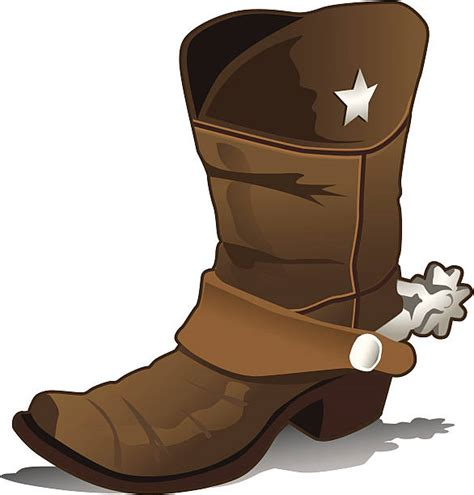 cowboy boot clipart royalty free cowboy boot clip vector images