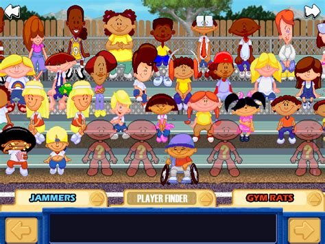 backyard basketball 2002 backyard basketball screenshots for windows mobygames