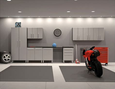 Garage Interior Paint 25 Garage Design Ideas For Your Home
