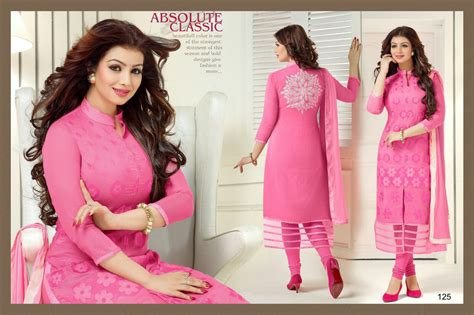 Baju India Asli Anarkali Bordir Jumbo 125 fashion