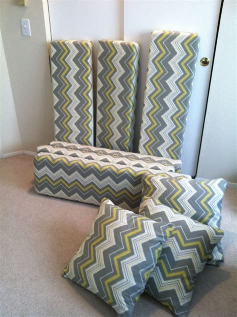 no sew couch cushion covers diy no sew couch cushion covers