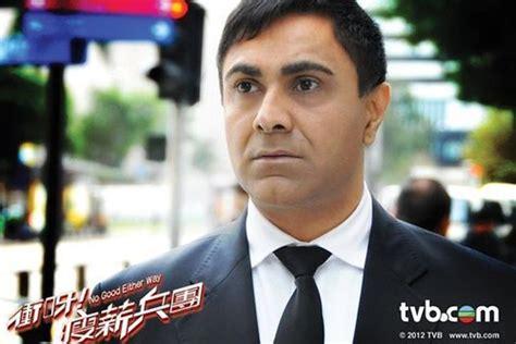 indian actor hong kong tvb indian actor q bobo forced to leave hong kong