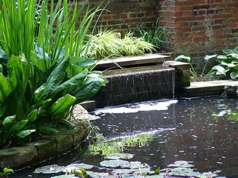 Garden Water Feature Association Garden