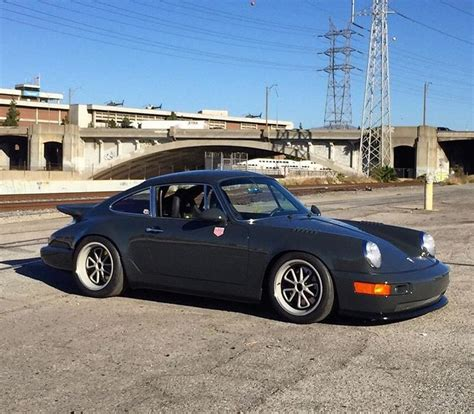 ugly porsche porsche 964 why would you park a beautiful car in an
