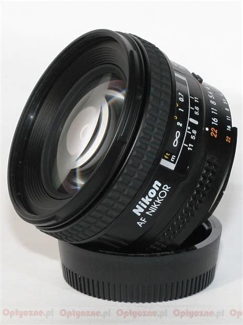 Nikon Af 20mm F 2 8d Lens lenstip lens review lenses reviews lens