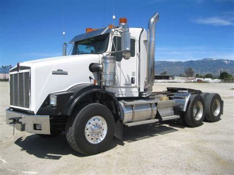 kenworth heavy trucks 2007 kenworth t800 t a heavy haul truck tractor