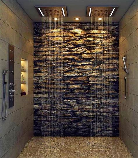 interest free bathrooms b q best 25 waterfall shower ideas on pinterest dream