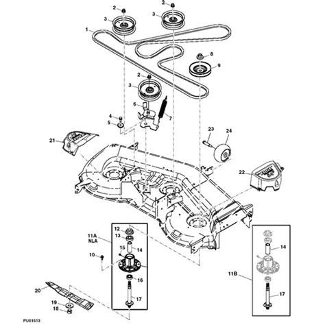 deere 345 parts diagram deere la150 lawn tractor parts intended for
