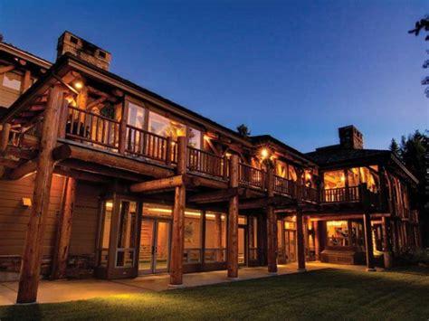 utah house amazing log cabin home in park city utah home design