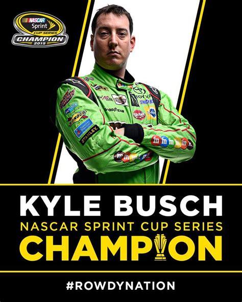 Kyle Busch Nascar kyle busch fan club nascar nation