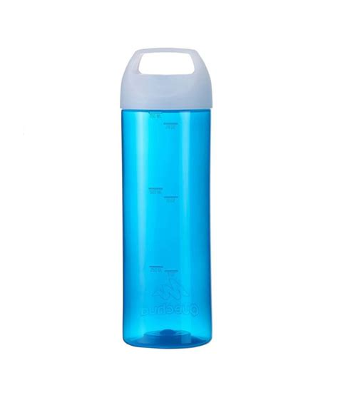 511 Water Bottle 1 quechua 0 75 l hiking plastic water bottle by decathlon buy at best price on snapdeal