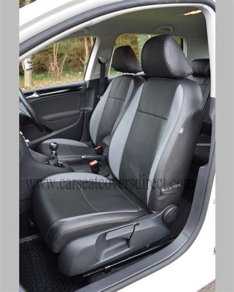 volkswagen seat covers golf volkswagen vw golf mk6 black grey seat covers car seat