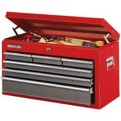 stack on 6 drawer steel tool chest walmart