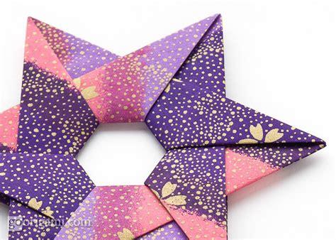 Origami Society - hexa origami by francis ow modular origami go origami