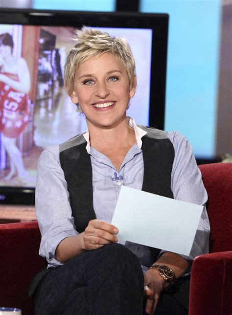Is Degenerous by Degeneres Weight Height And Age