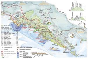 Italy Cinque Terre Map by Cinque Terre How To Get Around