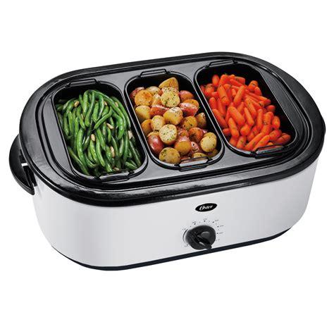 oster reg roaster oven with buffet server 18 quart