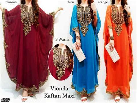 Kaftan Syarini Maxi butik muslim toko danishshop kaftan butik muslim toko danishshop