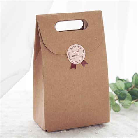 Souvenir Smart Box 1 20pcs free shipping diy kraft paper packaging box