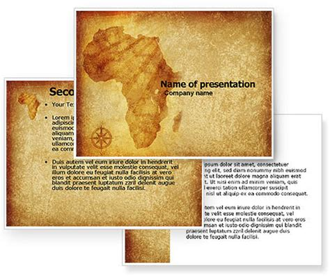 15 African Powerpoint Templates Images African Animals Powerpoint Templates African Animal Africa Powerpoint Template