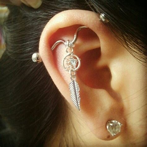 industrial piercing facts precautions aftercare