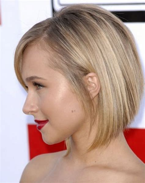 inverted bobs for fine hair haircuts hairstyles 2016 2017 and hair colors for short