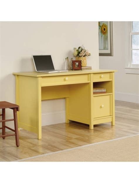 Yellow Computer Desk by Office Home Workstation Amaws 121 Office Furniture