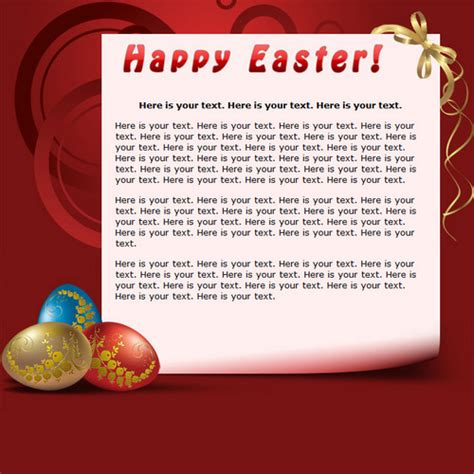 happy easter free html e mail templates