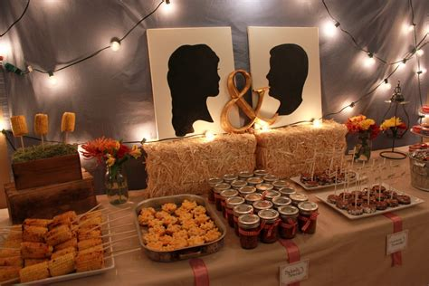 food ideas for couples wedding shower 20 western wedding ideas for you 99 wedding ideas