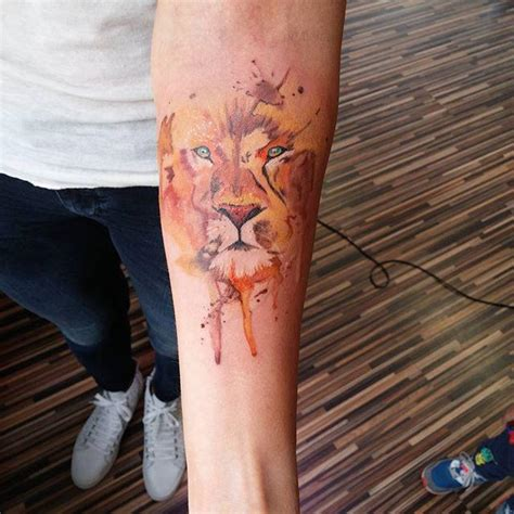 65 tatuagens de le 227 o impressionantes fotos incr 237 veis