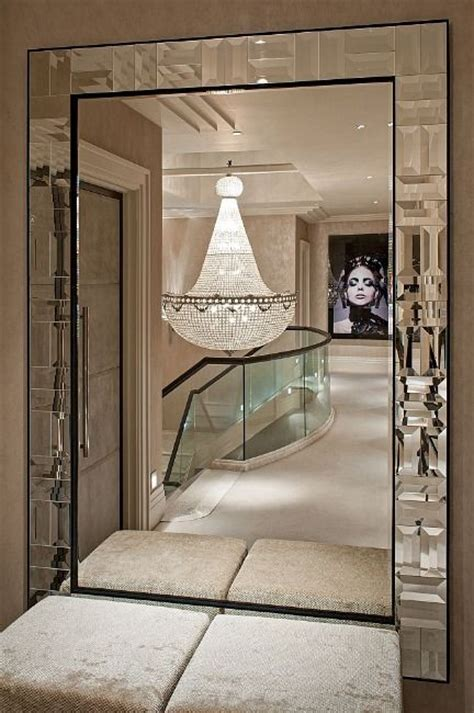 wall lighting for adding glam to home my decorative a glamorous mirror will add the illusion of depth to your space create drama and a