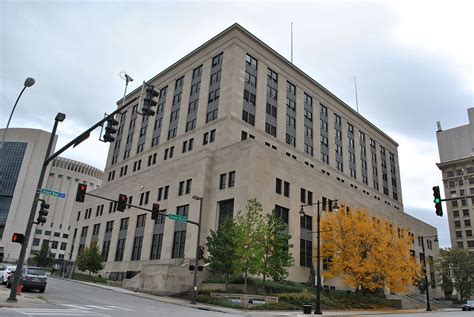 Us Post Office Kansas City Mo by United States Courthouse And Post Office Wikidata