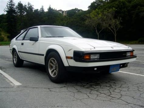83 Toyota Celica May 2009 Bring A Trailer