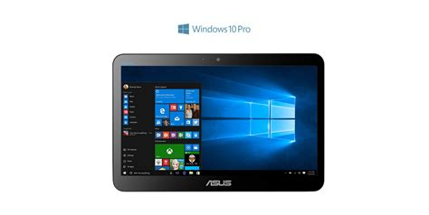 Asus Aio Pc A4110 Bd323x Celeron Touch Screen Win10 Home Nodvd a4110 all in one pcs asus global