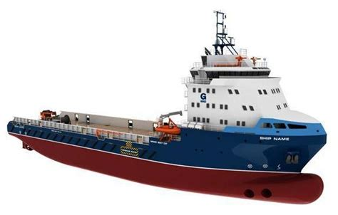 platform supply vessel gulfmark orders two platform supply vessels from bae