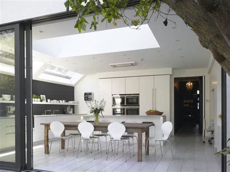 contemporary kitchen extensions kitchen extensions and side returns guest post by phil