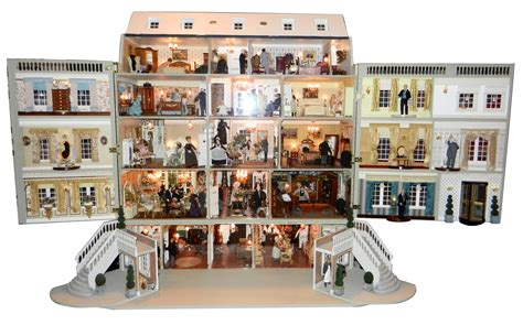 kensington dolls house fair uni schtuff london trip to hps