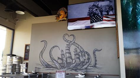 west side tap house mural picture of west side tap house san diego tripadvisor