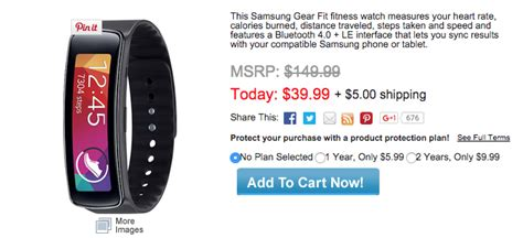 Cowboom Best Buy Gift Card - samsung gear fit watch w heart rate monitor 39 99 running with miles
