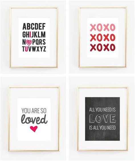 valentine wall art printable valentine s day printable wall art allfreepapercrafts com