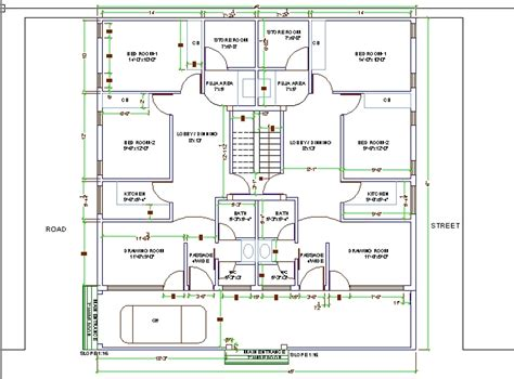 home design and drafting house plan cad dwg home design and style