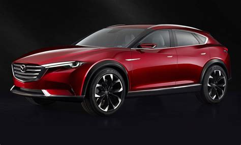 mazda cx 6 cx 4 crossover spotted again photos 1 of 4