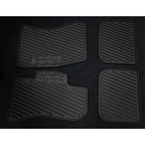 2005 Subaru Outback Floor Mats by Subaru Oem All Weather Floor Mats Legacy Outback 2005