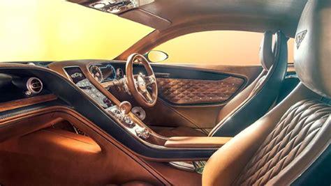 bentley exp10 speed 6 interior meet the gorgeous bentley speed six