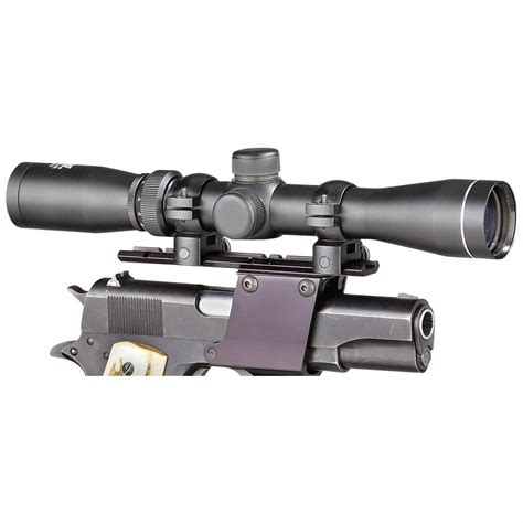 Ncstar 2 7x32 Mm Pistol Scope by Ncstar 174 2 7x32 Mm Pistol Scope 182106 Rifle Scopes