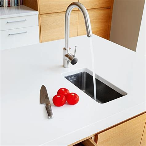 prep sink take a tour around a contemporary kitchen