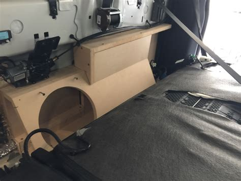 subs truck seat 2015 the rear seat subwoofer box ford f150 forum
