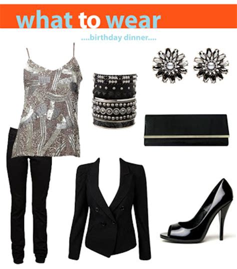 what to wear to a birthday dinner design style march 2010