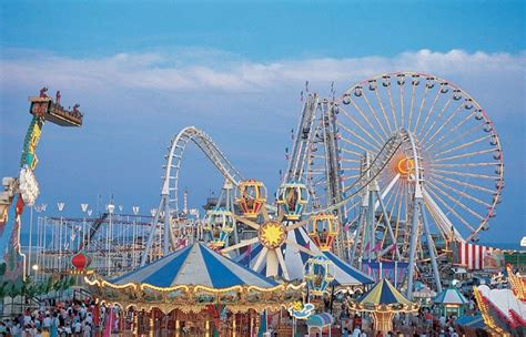 7 Great Amusement Parks For by Theme Parks Are Great Place To Family Vacation