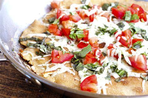stovetop pizza quick skillet whole wheat pizza deliciously organic